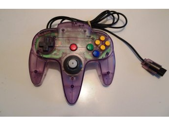 Handkotroll Atomic purple - N64