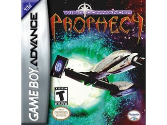 Wing Commander: Prophecy - Gameboy Advance