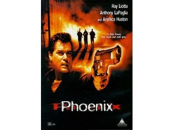 Phoenix 98 Danny Cannonn med Ray Liotta, Anthony LaPaglia DVD OOP