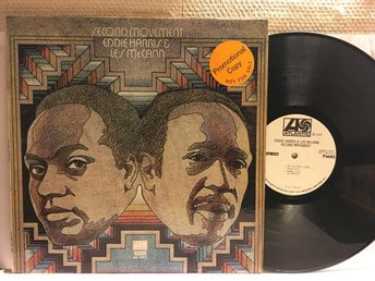 EDDIE HARRIS, LES McCANN - SECOND MOVEMENT - PROMO