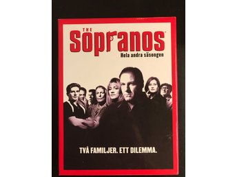 The Sopranos - Säsong 2 - DVD box