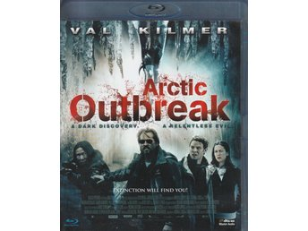 Arctic Outbreak - The Thaw (Val Kilmer) 2009 - Blu-Ray