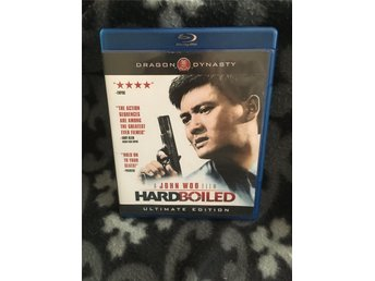 Hard Boiled - Blu-Ray - Import