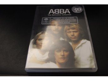DVD-film: ABBA - The definitive collection