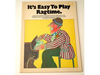 It´s Easy To Play Ragtime 1976