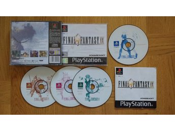 PlayStation 1/PS1: Final Fantasy IX 9