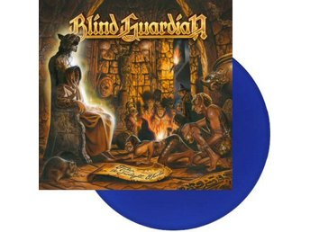 Blind Guardian -Tales from the twilight worl lp blue ltd 500