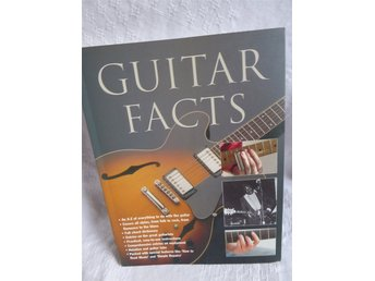 GUITAR FACTS BY FLAME TREE PUBLISHING-JOE BENNETT