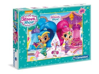 100 pcs. Puzzles Kids Special Collection Shimmer and Shine
