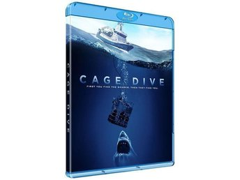 Cage Dive (Blu-Ray)