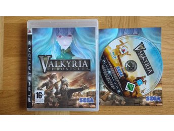 PlayStation 3/PS3: Valkyria Chronicles