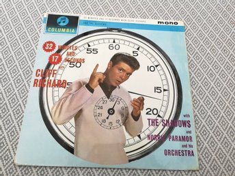 Cliff Richard - 32 minutes and 17 seconds