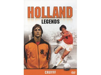 Football legends: Cruyff (DVD)
