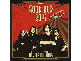 Good Old Boys - All Or Nothing - CD NY - FRI FRAKT