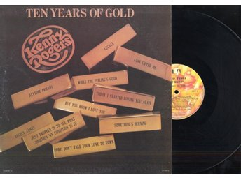 KENNY ROGERS - TEN YEARS OF GOLD