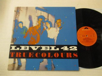 "Level 42 ""True Colours"""