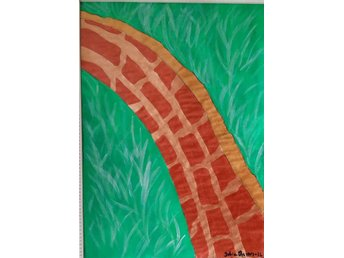 Akryl målning - Skurup - Akryl målning - Skurup