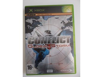 conflict global storm xbox