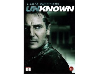 Unknown - Thriller med Liam Neeson- DVD - Lund - Unknown - Thriller med Liam Neeson- DVD - Lund