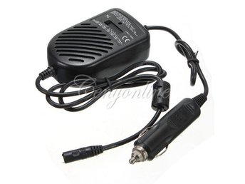 Universal DC 80W Car Auto Charger Power Supply Adapter Set For Laptop Notebook