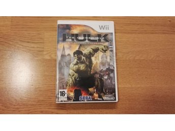 The incredible HULK Wii