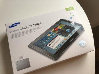 Samsung GALAXY tab 2 10.1 16GB WiFi, i nyskick - Smålandsstenar - Samsung GALAXY tab 2 10.1 16GB WiFi, i nyskick - Smålandsstenar