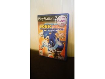 Playstation 2- Sonic gems collection - Horndal - Playstation 2- Sonic gems collection - Horndal