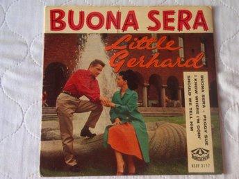 LITTLE GERHARD - BUONA SERA EP - Sundsvall - LITTLE GERHARD - BUONA SERA EP - Sundsvall