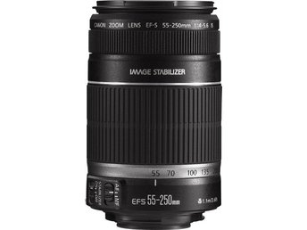 Canon EF-S 55-250mm f/1:4-5.6 IS