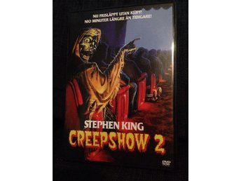 Dvd: Creepshow 2 - Stephen King