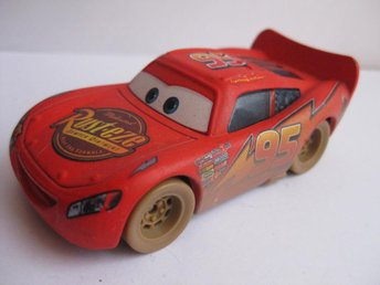 Cars Pixar Disney Bilar metall - Mcqueen Himself Lerig Dusty   B20