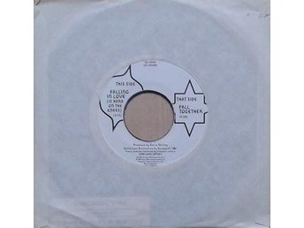 Aerosmith title*  Falling In Love* US 7""