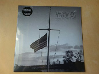 "Drive By Truckers American Band + 7"" och down load"