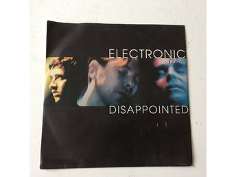 "ELECTRONIC - DISAPPOINTED. (7"" SINGEL) - Frövi - ELECTRONIC - DISAPPOINTED. (7"" SINGEL) - Frövi"