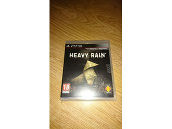 Heavy rain ps3 Playstation 3