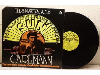 CARL MANN - THE SUN STORY VOL 6