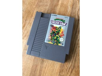 Turtles II The Arcade Game NES