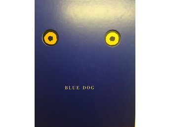 Blue dog George Rodrigue and  Lawrence Freundlich