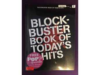 Blockbusters Book Of Todays Hits