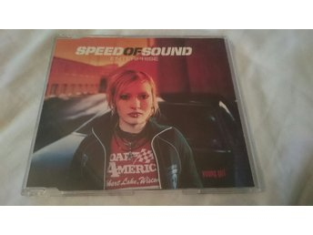Speed Of Sound Enterprise - Young Girl - CDS