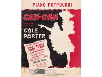 Nothäfte. Cole Porter. Can-can.
