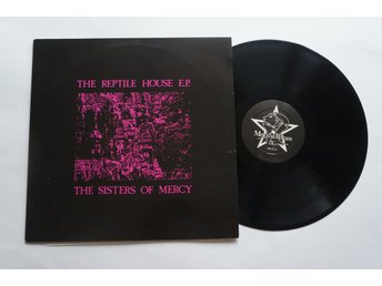 ** The Sisters Of Mercy ‎– The Reptile House E.P. **