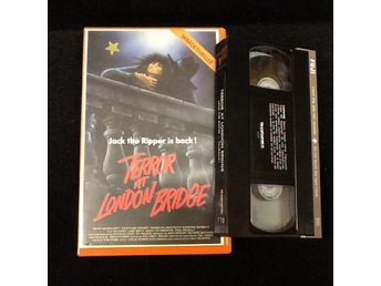 Terror at London Bridge / Transworld / f.d. Hyrfilm / RARE / Jack the Ripper