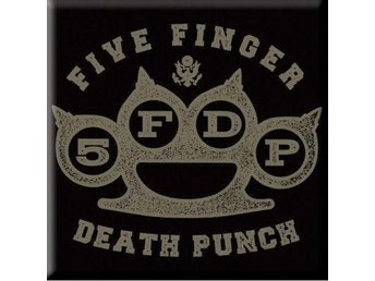 Kylskåpsmagnet Five Finger Death Punch
