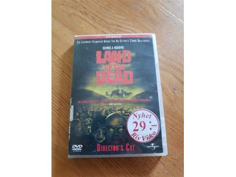 Land of the dead DVD!