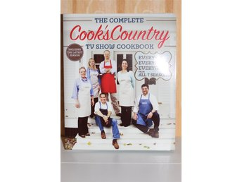 The Complete Cook's Country TV Show Cookbook ALL 7 Seasons - engelska