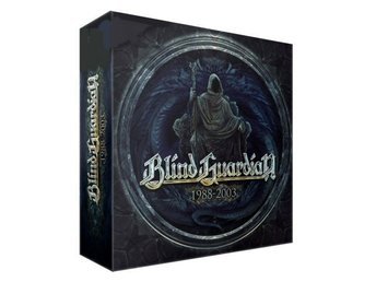 Blind Guardian -1988-2003 collectors LP box set OOP