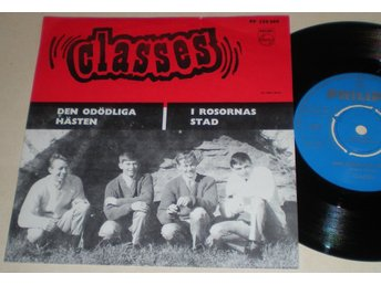 Classes 45/PS Den odödliga hästen 1965 VG++