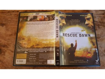 Rescue Dawn / Actionthriller 2006 / DVD / Christian Bale