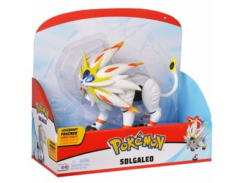Pokemon Sun & Moon Legendary Solgaleo Action Figure
